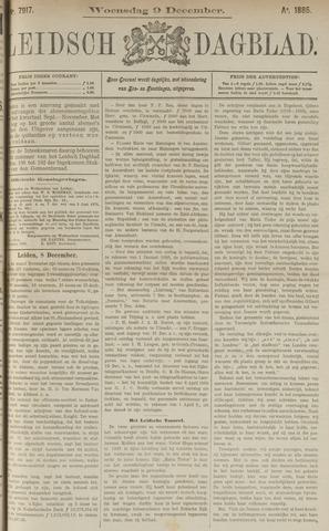 Leidsch Dagblad 1885-12-09