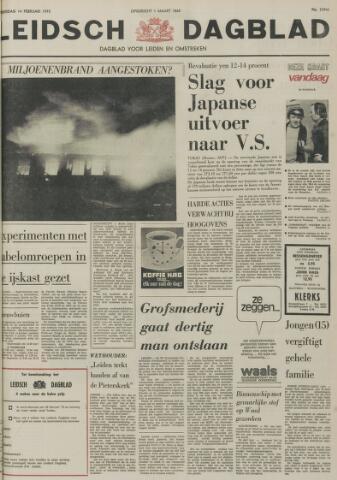 Leidsch Dagblad 1973-02-14