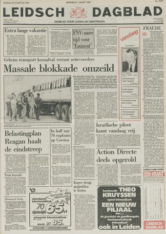 Leidsch Dagblad 1982-08-20
