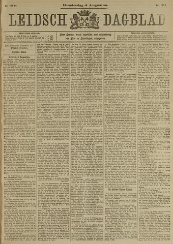 Leidsch Dagblad 1904-08-04