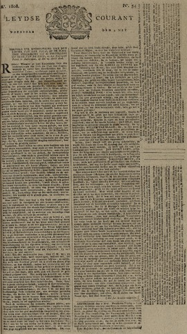 Leydse Courant 1808-05-04