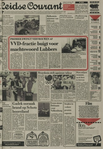 Leidse Courant 1988-09-23