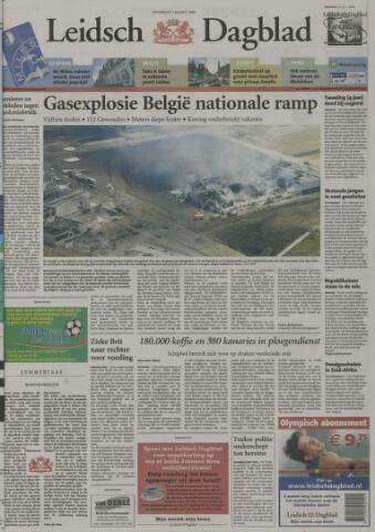 Leidsch Dagblad 2004-07-31