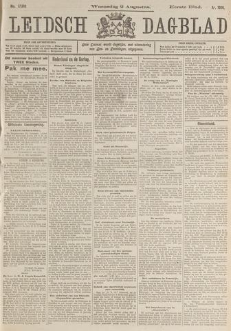 Leidsch Dagblad 1916-08-02