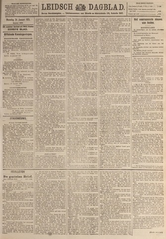 Leidsch Dagblad 1921-01-24