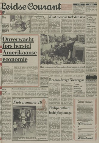 Leidse Courant 1983-07-22
