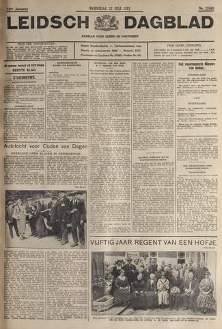 Leidsch Dagblad 1933-07-12
