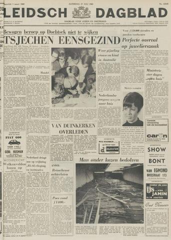 Leidsch Dagblad 1968-07-27