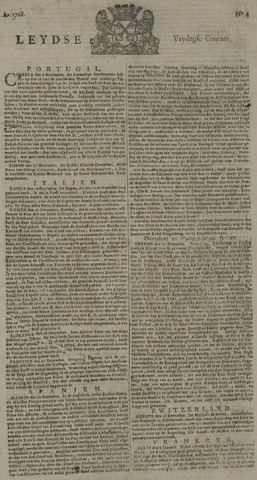 Leydse Courant 1728-01-09