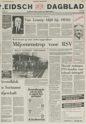 Leidsch Dagblad 1982-02-26
