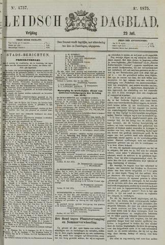 Leidsch Dagblad 1875-07-23