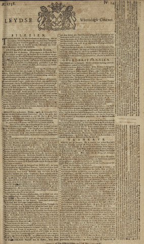 Leydse Courant 1758-02-01