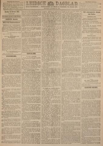 Leidsch Dagblad 1923-02-13