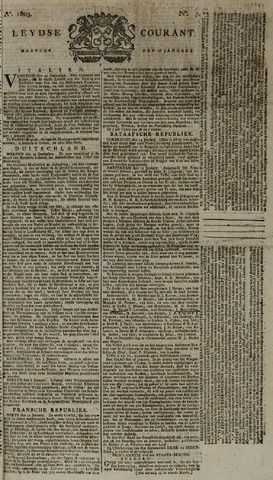 Leydse Courant 1803-01-17
