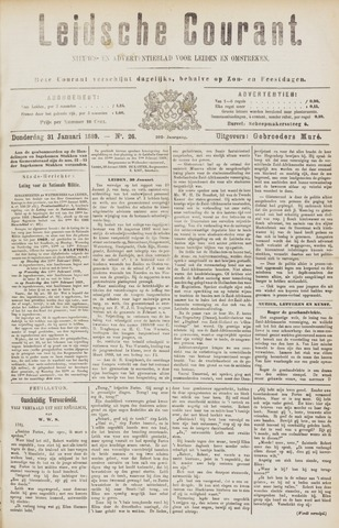 Leydse Courant 1889-01-31