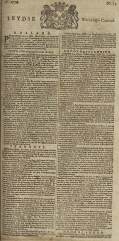Leydse Courant 1759-06-13