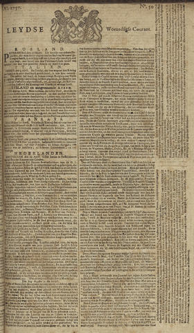 Leydse Courant 1757-04-27