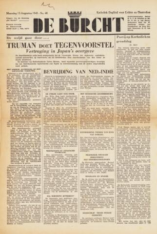 De Burcht 1945-08-13