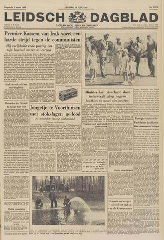 Leidsch Dagblad 1959-06-23