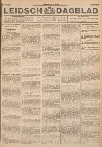Leidsch Dagblad 1926-06-07