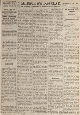 Leidsch Dagblad 1921-03-16