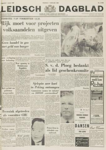 Leidsch Dagblad 1966-01-07