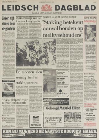 Leidsch Dagblad 1977-02-04