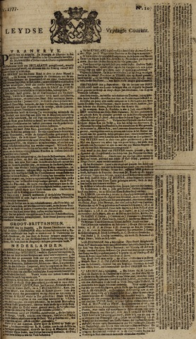 Leydse Courant 1777-09-05