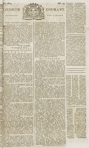 Leydse Courant 1825-03-23