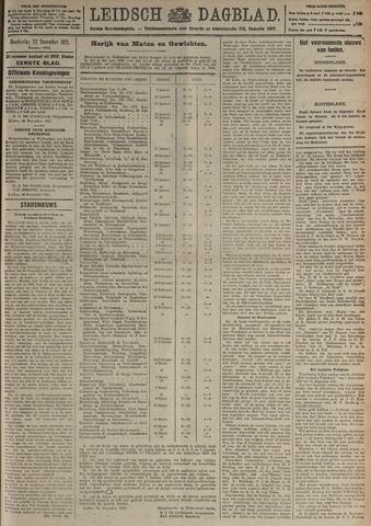 Leidsch Dagblad 1921-12-22