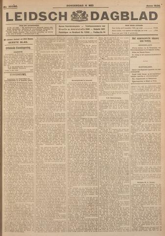 Leidsch Dagblad 1926-05-06