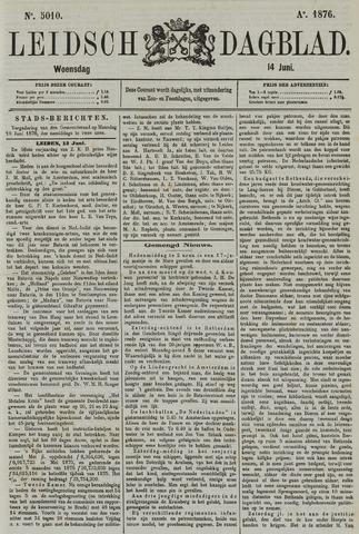 Leidsch Dagblad 1876-06-14
