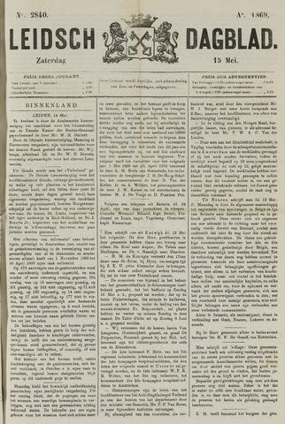Leidsch Dagblad 1869-05-15