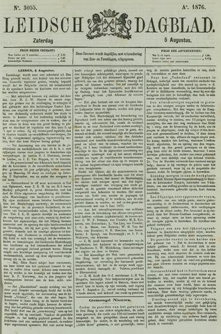 Leidsch Dagblad 1876-08-05