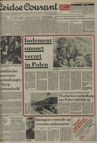 Leidse Courant 1981-12-15
