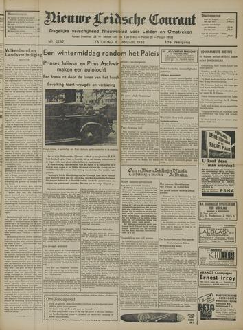 Nieuwe Leidsche Courant 1938-01-08