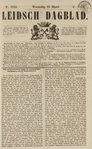Leidsch Dagblad 1864-03-23