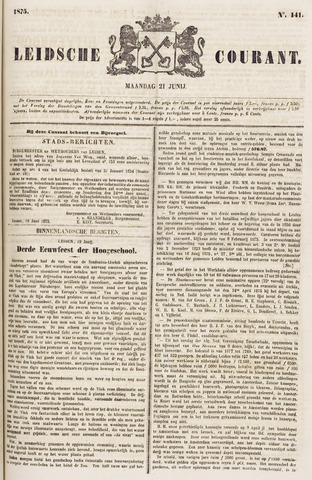 Leydse Courant 1875-06-21