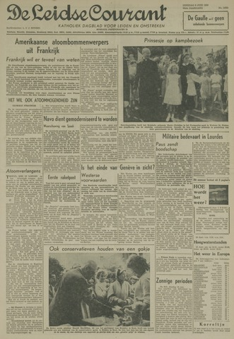Leidse Courant 1959-06-09