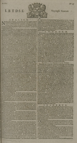 Leydse Courant 1725-03-02
