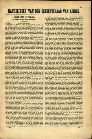 Handelingen van de Raad 1872-06-21