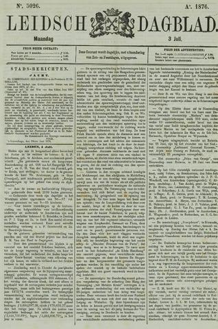 Leidsch Dagblad 1876-07-03