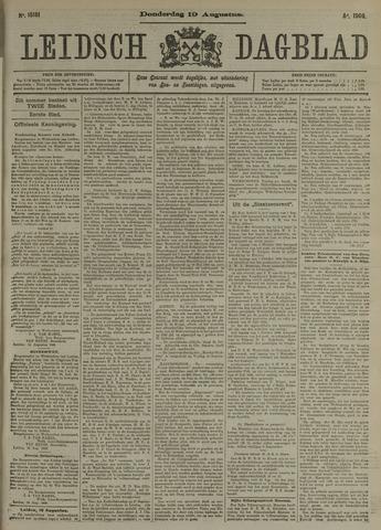 Leidsch Dagblad 1909-08-19