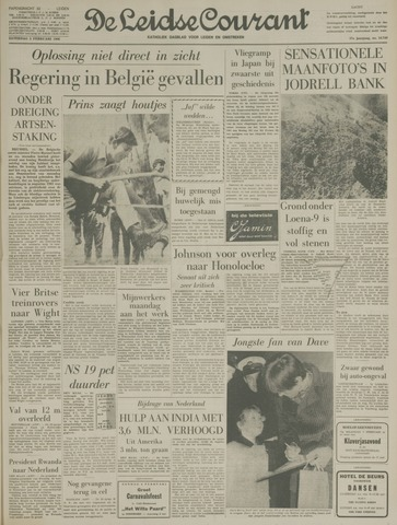 Leidse Courant 1966-02-05