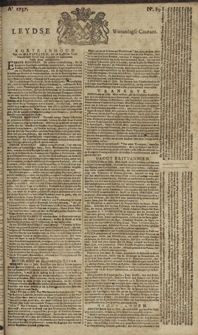 Leydse Courant 1757-07-27