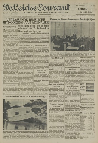 Leidse Courant 1955-06-08