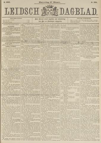 Leidsch Dagblad 1894-03-17