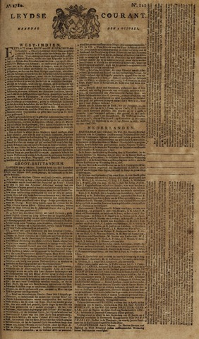 Leydse Courant 1780-10-09