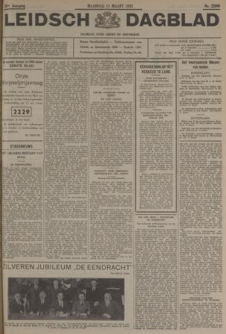 Leidsch Dagblad 1935-03-11
