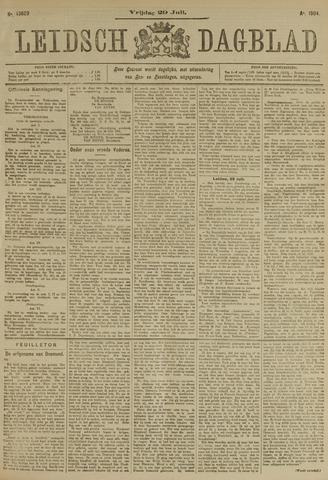 Leidsch Dagblad 1904-07-29